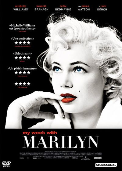My Week With Marilyn - DVD