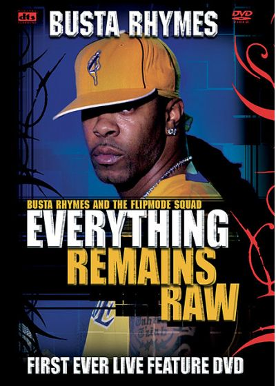 Busta Rhymes - Everything Remains Raw - DVD
