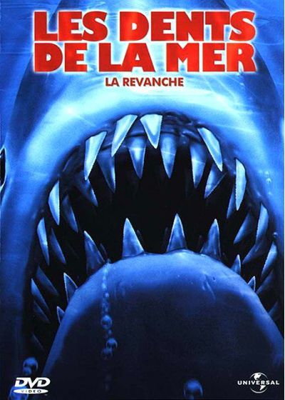 Les Dents de la mer 4 - La revanche - DVD