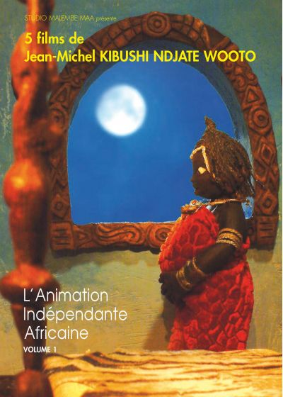 L'Animation indépendante africaine - Volume 1 - DVD