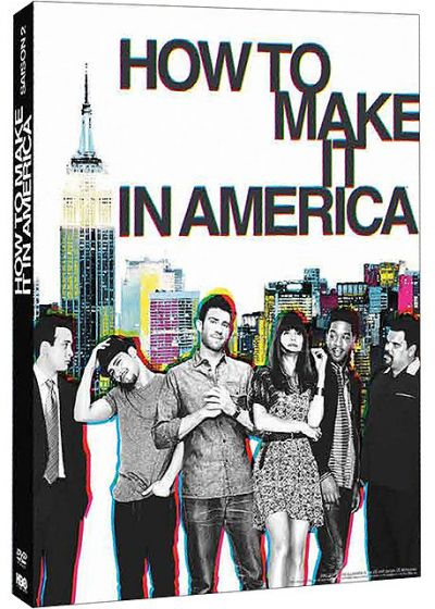 How to Make It in America - Saison 2 - DVD