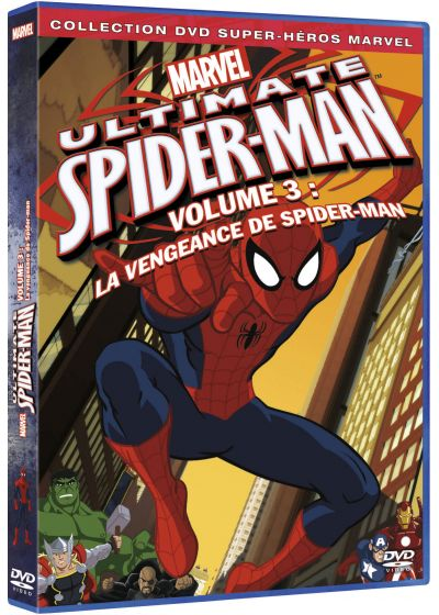 Ultimate Spider-Man - Volume 3 : La vengeance de Spider-Man - DVD