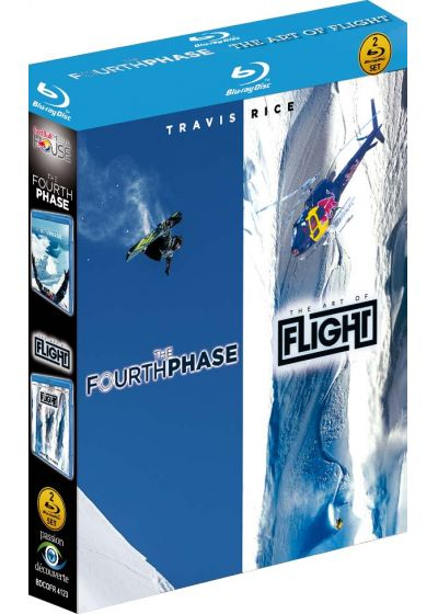 The Fourth Phase + The Art of Flight (Pack) - Blu-ray