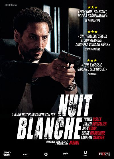 Nuit blanche - DVD