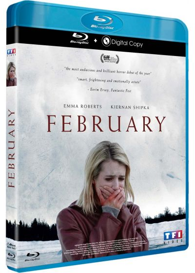 February (Blu-ray + Copie digitale) - Blu-ray