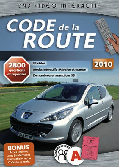 Code de la route 2010 (DVD Interactif) - DVD