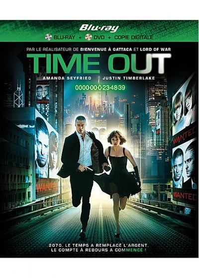 Time Out (Combo Blu-ray + DVD - Édition Limitée boîtier SteelBook) - Blu-ray