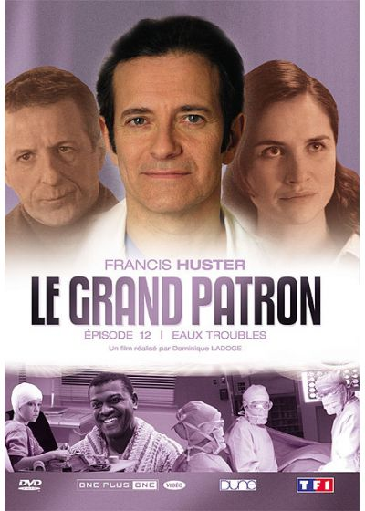 Le Grand patron - Vol. 12 - DVD