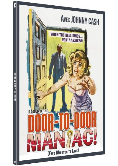 Door-to-Door Maniac (Five Minutes to Live) - DVD
