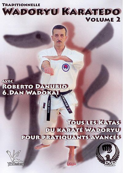 Traditionnelle Wadoryu Karatedo Volume 2 - DVD