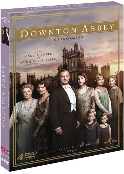 Downton Abbey - Saison 6 - DVD