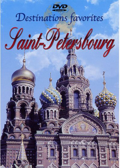 Saint-Petersbourg - DVD