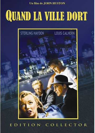 Quand la ville dort (Édition Collector) - DVD