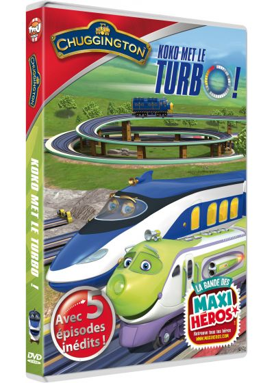 Chuggington - Koko met le turbo ! - DVD