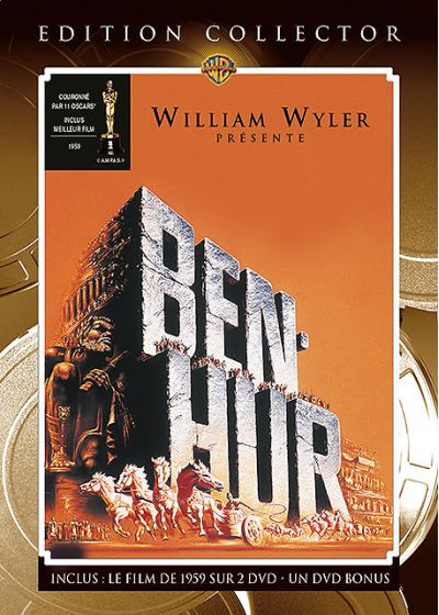 Ben-Hur (Édition Collector) - DVD