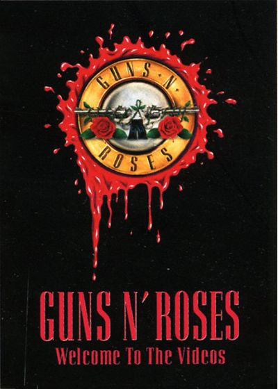 Guns n'Roses - Welcome to the Videos - DVD