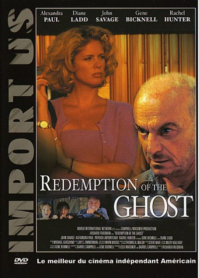 Redemption of the Ghost - DVD
