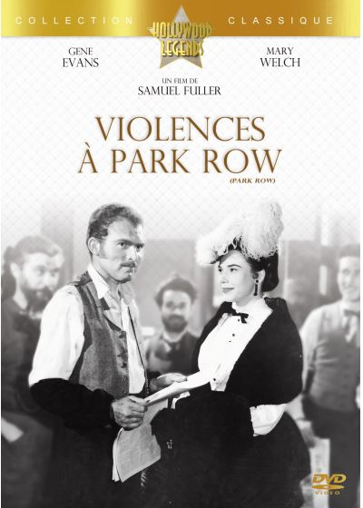 Violences à Park Row - DVD