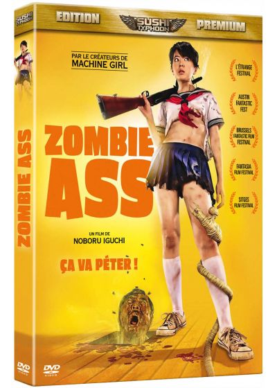 Zombie Ass (Édition Premium) - DVD