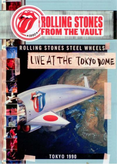The Rolling Stones : From the Vaults Live at the Tokyo Dome 1990 - DVD