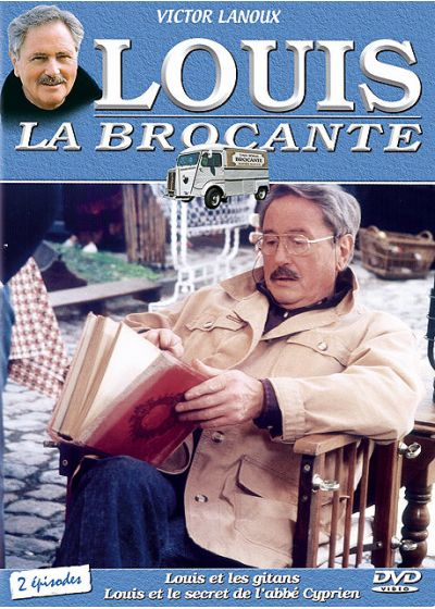 Louis la brocante - Vol. 7 - DVD