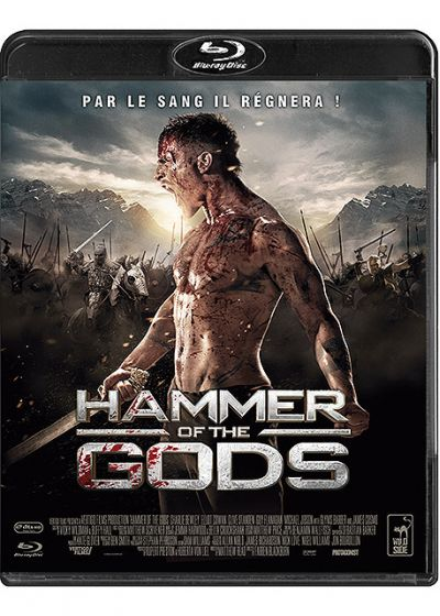 Hammer of the Gods - Blu-ray
