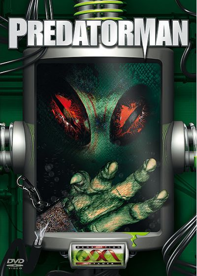 PredatorMan - DVD
