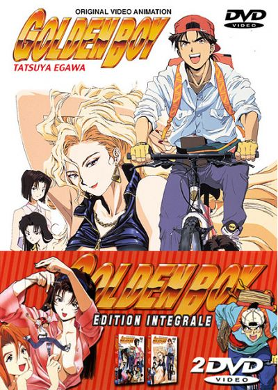 Golden Boy - Intégrale (Pack) - DVD