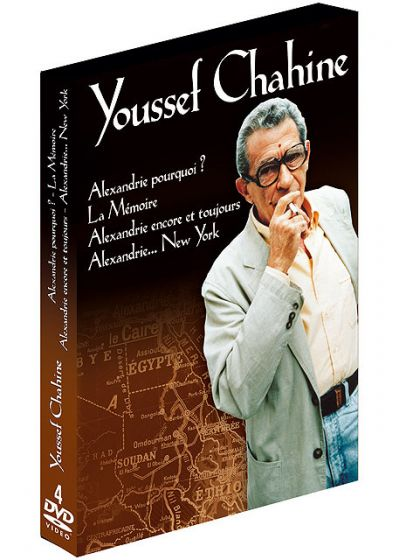 Youssef Chahine - Coffret - DVD