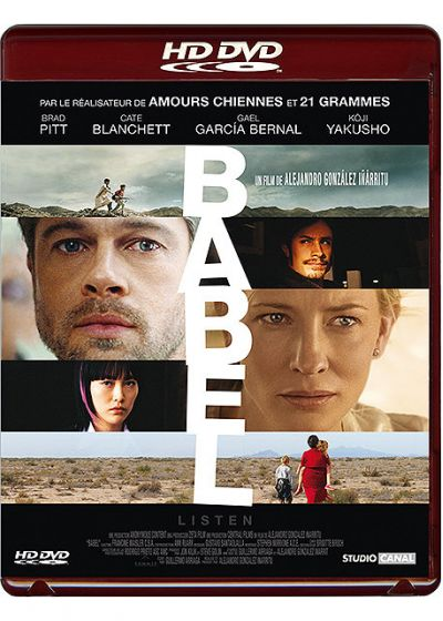 Babel - HD DVD