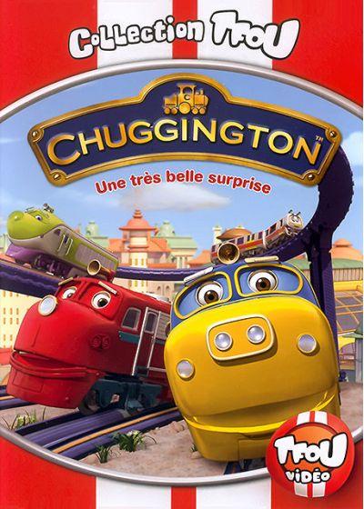 Dvdfr chuggington une tr s belle surprise dvd - Chuggington tfou ...