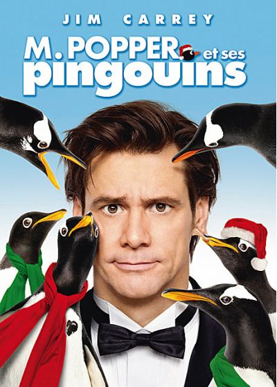 M. Popper et ses pingouins (DVD + Copie digitale) - DVD