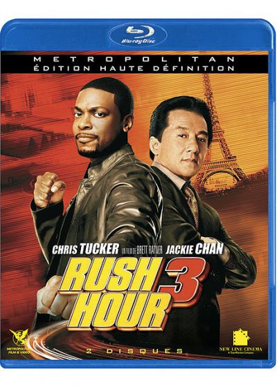 Rush Hour 3 - Blu-ray