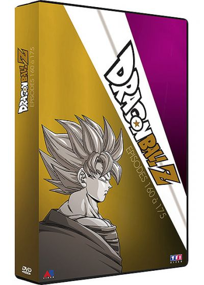 Dragon Ball Z - Coffret 4 DVD - 08 - Épisodes 160 à 175 - DVD
