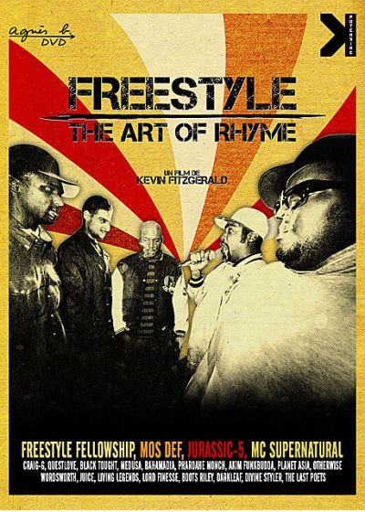 Freestyle : The Art of Rhyme - DVD