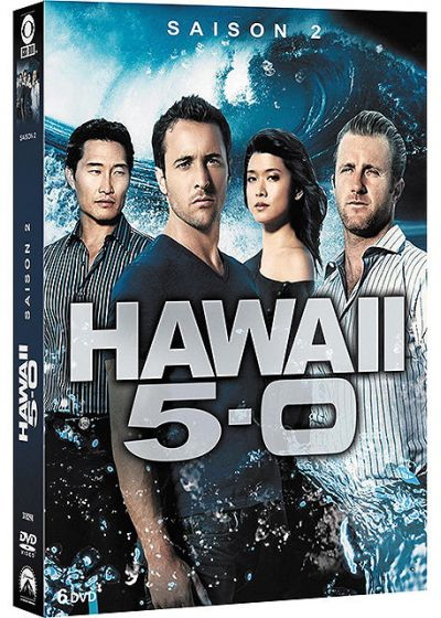 Hawaii 5-0 - Saison 2 - DVD