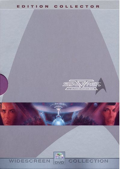 Star Trek V : L'ultime frontière (Édition Collector) - DVD