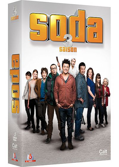 Soda - Saison 3 - Part 1 - DVD