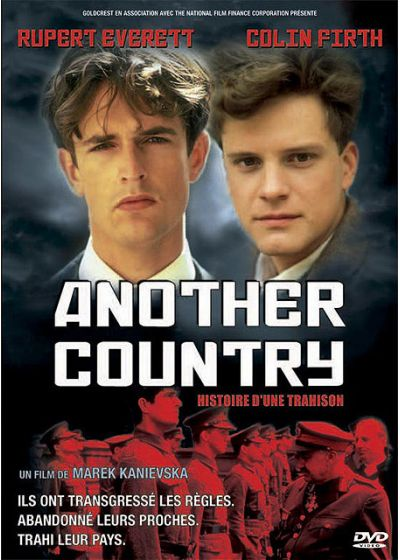 Another Country - Histoire d'une trahison - DVD