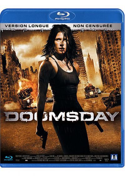 Doomsday (Version longue non censurée) - Blu-ray