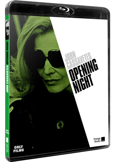 Opening Night - Blu-ray