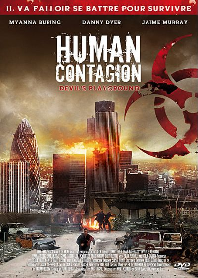 Human Contagion - DVD