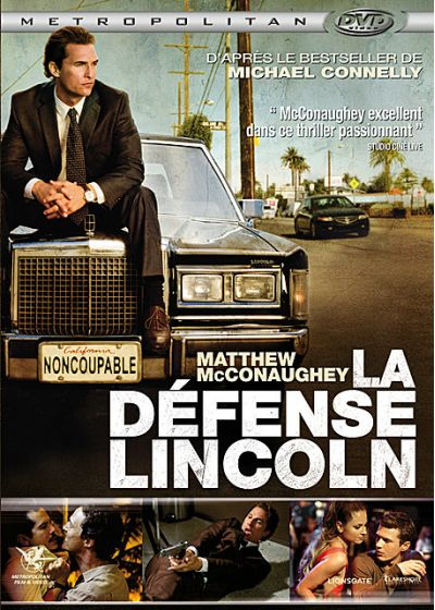 La Défense Lincoln - DVD