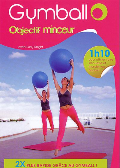 Gymball - Objectif minceur - DVD