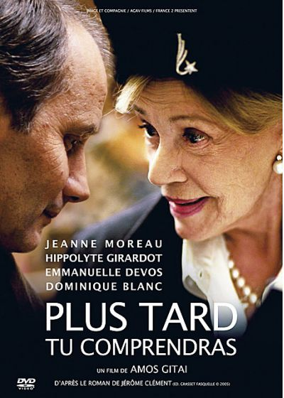 Plus tard tu comprendras - DVD