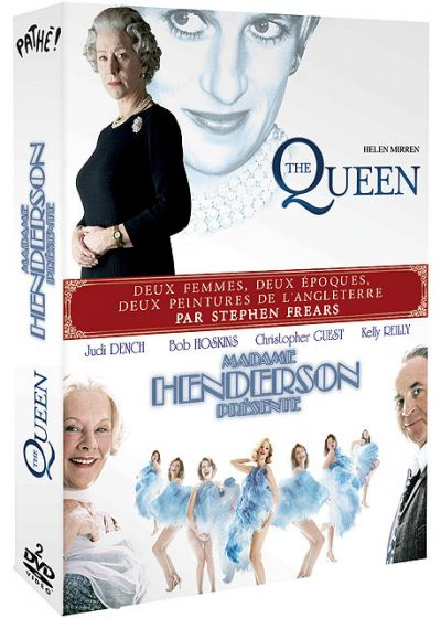 The Queen + Madame Henderson présente... (Pack) - DVD