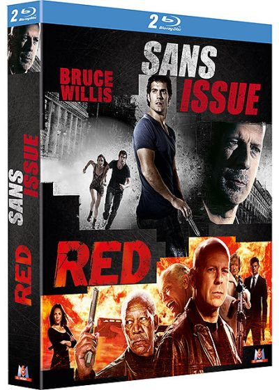 Sans issue + RED (Pack) - Blu-ray