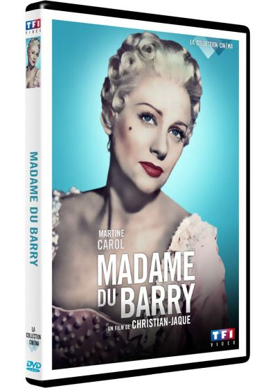 Madame du Barry - DVD