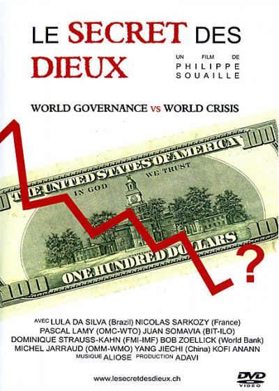 Le Secret des dieux : World Gorvenance vs World Crisis - DVD