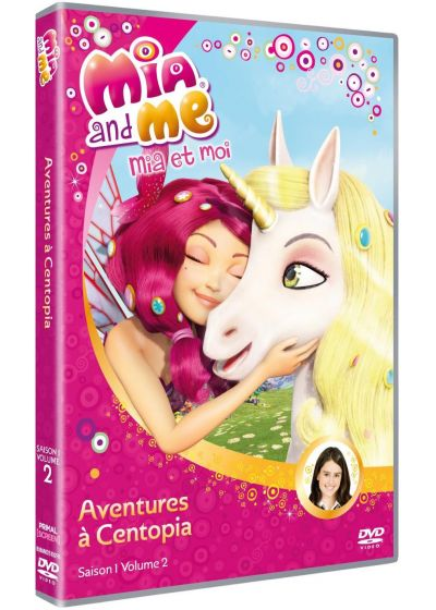 Mia and Me - Saison 1, Vol. 2 : Aventures à Centropia - DVD